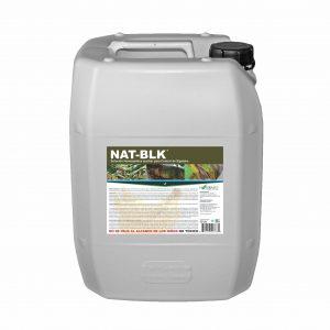 NAT-BLK Solución Homeopática auxiliar para Control de Sigatoka