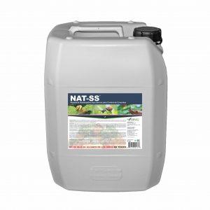 NAT-SS Repelente Homeopático tipo barrera para Control de Caracoles y Babosas